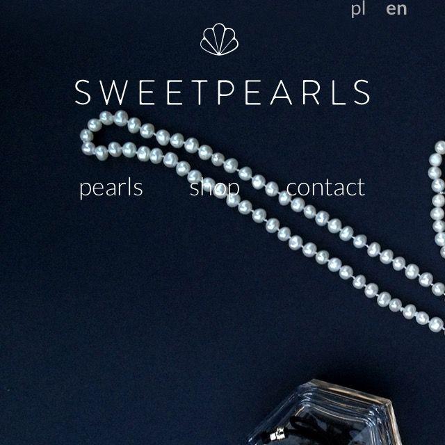 Shop online www.sweetpearls.eu