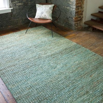Earing To Be A Solid Color At First Glance Subtle Variegations On The Square Tosca Sisal Carpet Area Rug