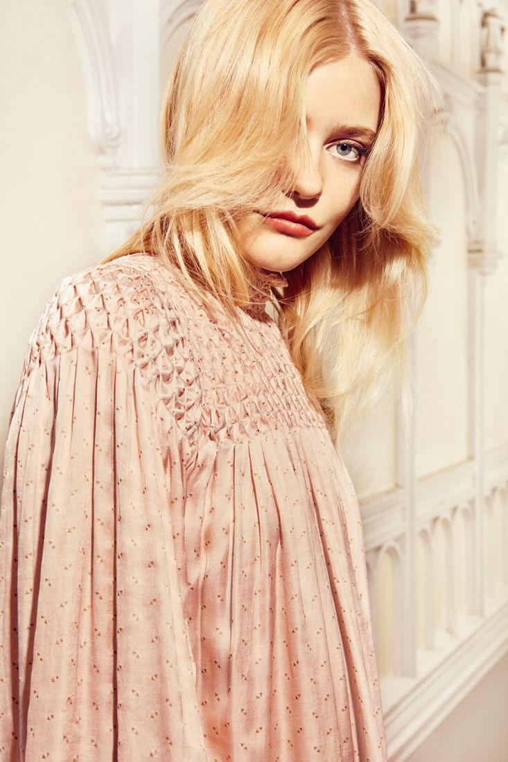 #fashIon #bytimo #ti-mo #vintage #romantic #clothes #norwegian #style #bohemian #spring #summer #webshop #shop #instagram #pattern #embroidery #flowers #lace #lookbook #clothes #model #pink #details #sleeves #beautiful
