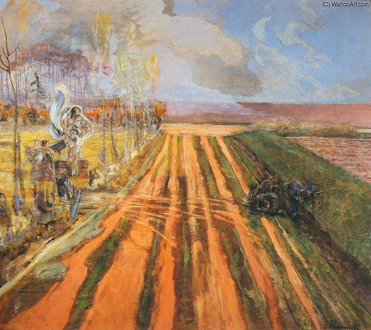 résurrection de Jacek Malczewski (1854-1929, Poland)