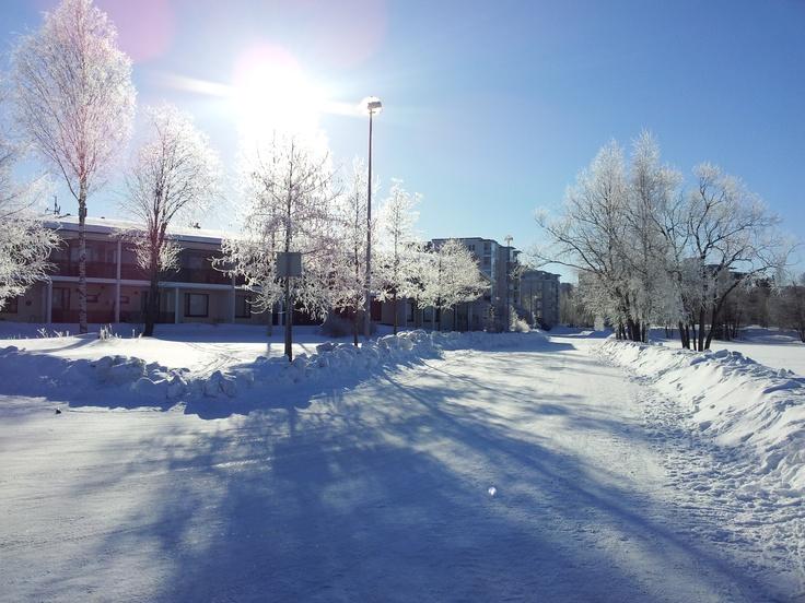 Ruoriniemi, Lti, Finland