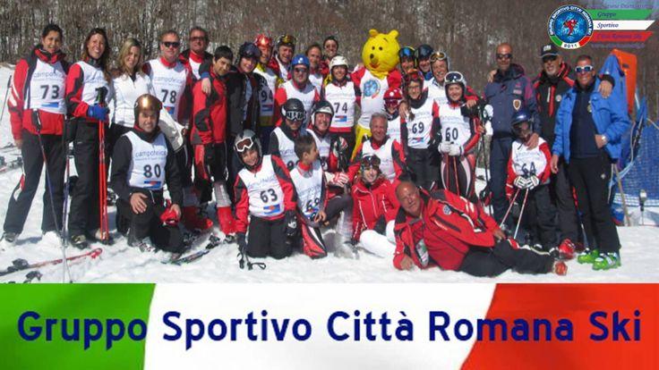 Spot Video Gruppo Sportivo Città Romana Ski By Agora360.it - Dgmvision.it  info@agora360.it