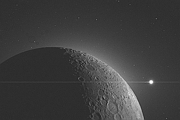 Наблюдение НЛО и аномальных зон на Луне в любительский телескоп в домашних условиях. Методика проведения самостоятельных астрономических наблюдений лунных аномальных явлений - Сделать телескоп