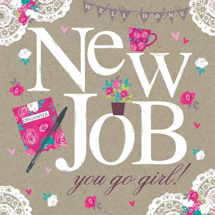 best 25 good luck new job ideas on pinterest