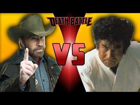 《查克諾里斯vs世嘉三四郎》地球上最強的兩人對決