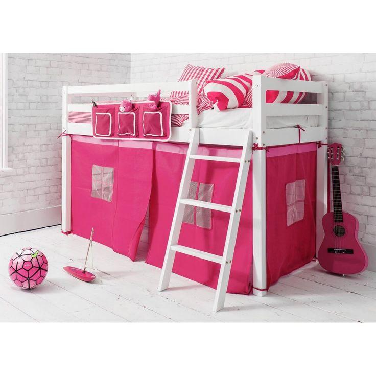 Ontario Midsleeper Shorty Cabin Bed