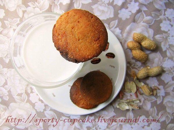 Арахисовое печенье без мукиО биологии во всех ее проявлениях