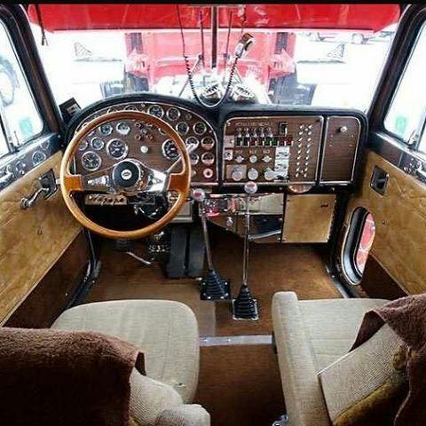 Peterbilt Custom 359 Twin Stick Interior Trucks Pinterest Interiors Peterbilt And Twin