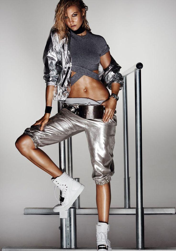 karlie kloss by mario testino for vogue china october 2015   visual optimism; fashion editorials, shows, campaigns & more!