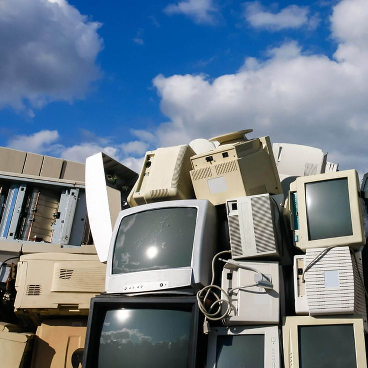 The average lifespan of a laptop is two years, and a cell phone is even less. Here are 10 things you need to know about electronic waste and e-waste disposal.