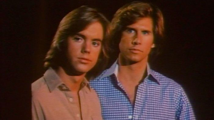 Teen heart-throbs Shaun Cassidy and Parker Stevenson star as brothers Joe and Frank Hardy in the exhilarating final season of the Hardy Boys televison series. Description from shoutfactory.com. I searched for this on bing.com/images