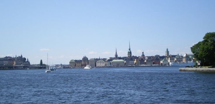 Tanker og billeder fra sommerferie i Stockholm i 2014. Stockholm er lys, luftig, elegant, rig, alsidig, grøn og smuk - og nem at forelske sig i!