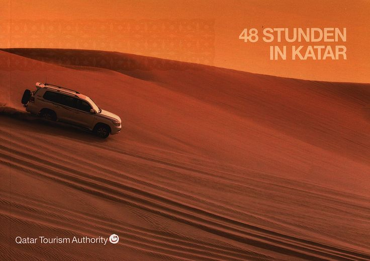 https://flic.kr/p/DzfGtq | 48 Stunden in Katar; Qatar Tourism Authority; 2015_1 | tourism travel brochure | by worldtravellib World Travel library