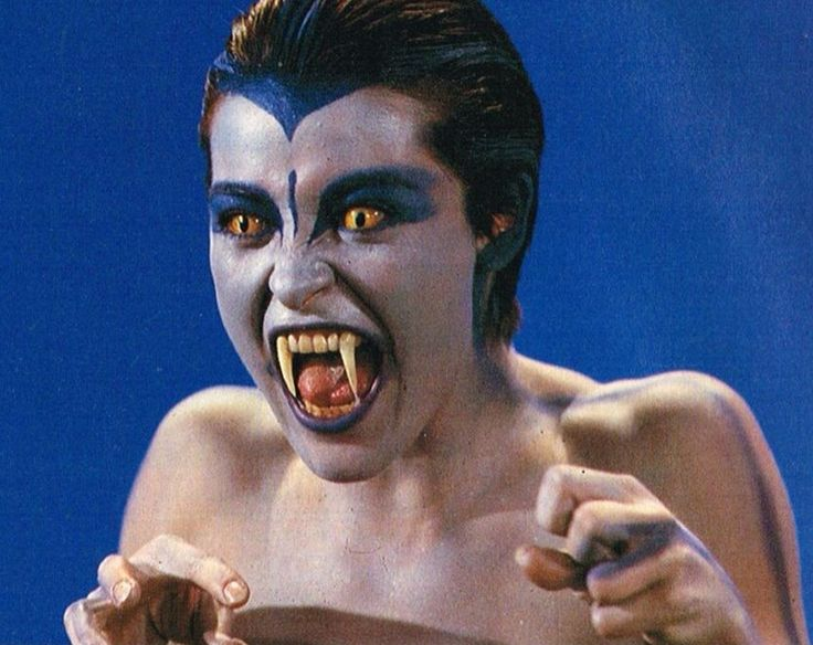 Amanda Donohoe in Ken Russell's The Lair of the White Worm (1988)