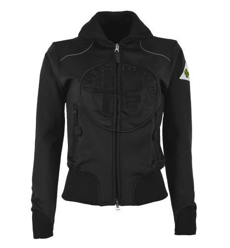 alfaromeo woman jacket official merchandising. Black Bedroom Furniture Sets. Home Design Ideas