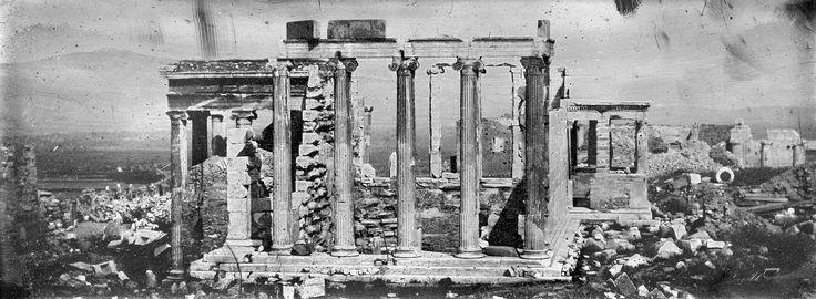 Ερέχθειο, Joseph-Philibert Girault de Prangey, 1842