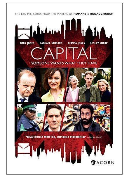 Toby Jones & Rachael Stirling & Euros Lyn & & 0 more - Capital