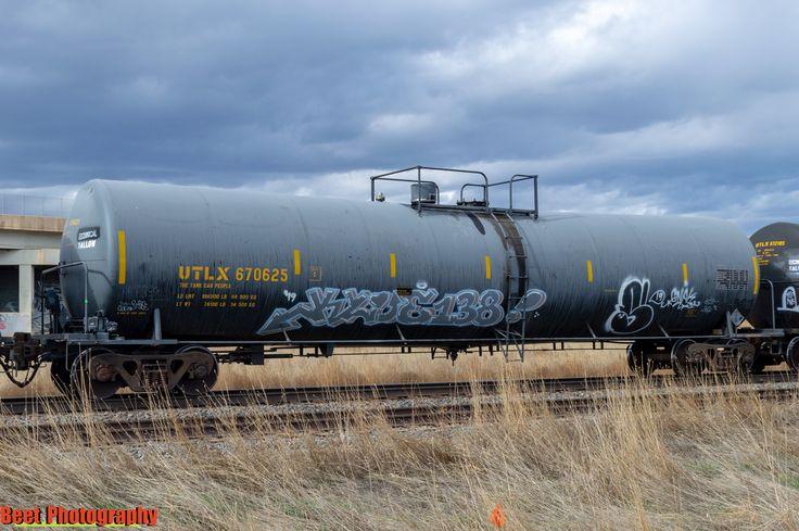 Tank Train Graffiti Train, Model trains, Train car