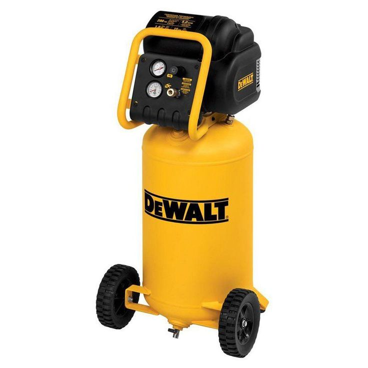 Dewalt 15 gallon Portable Electric Air Compressor - 329025