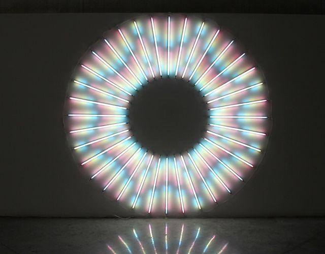 Light Sculptures by James Clar5