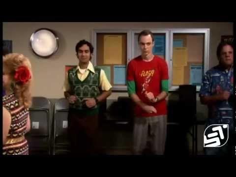 The Big Bang Theory -   Gangnam Style - Music Video