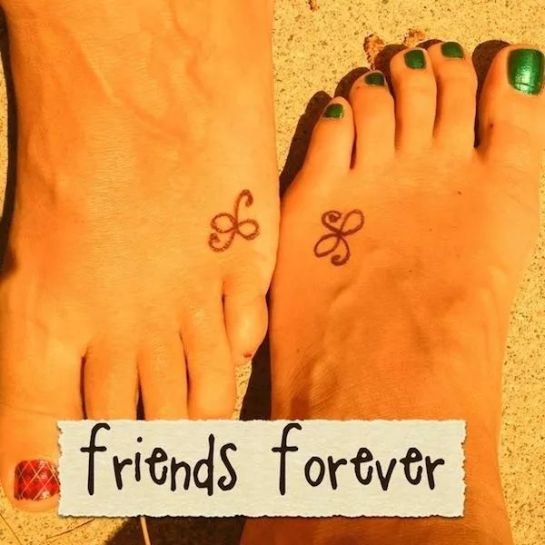 25+ Best Ideas About Celtic Friendship Tattoos On