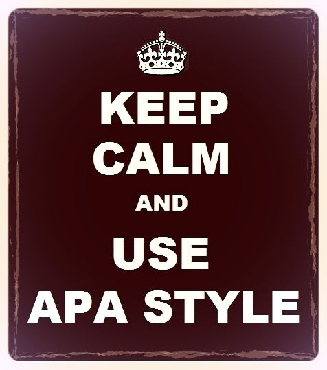 APA workshops