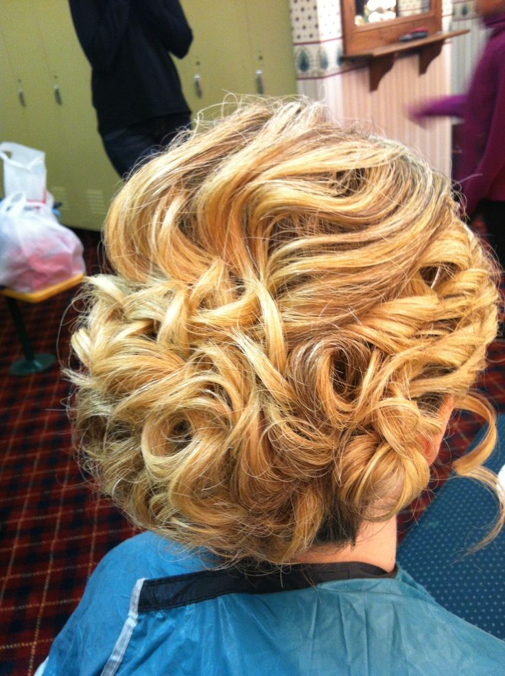 Find us on: www.facebook.com/GreatLengthsPoland & www.greatlengths.pl curly hair, wave waves hairstyle long hair wedding hair - weddings Wedding hair