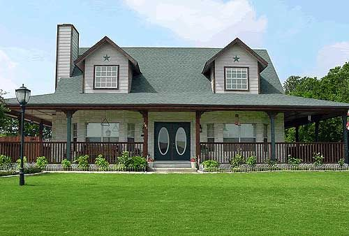 Rustic house plans with wrap around porches wrap around for Two story house with wrap around porch