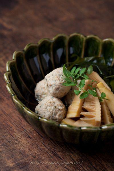 筍と鶏団子の煮物 by ゆりりさん | レシピブログ - 料理ブログのレシピ ...