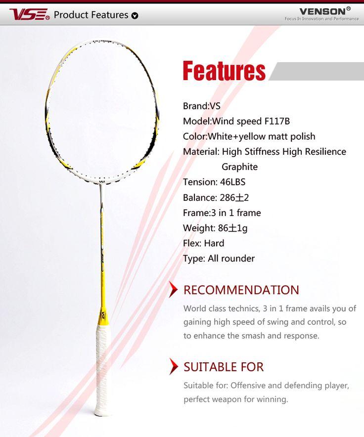 F117B Graphite rackets