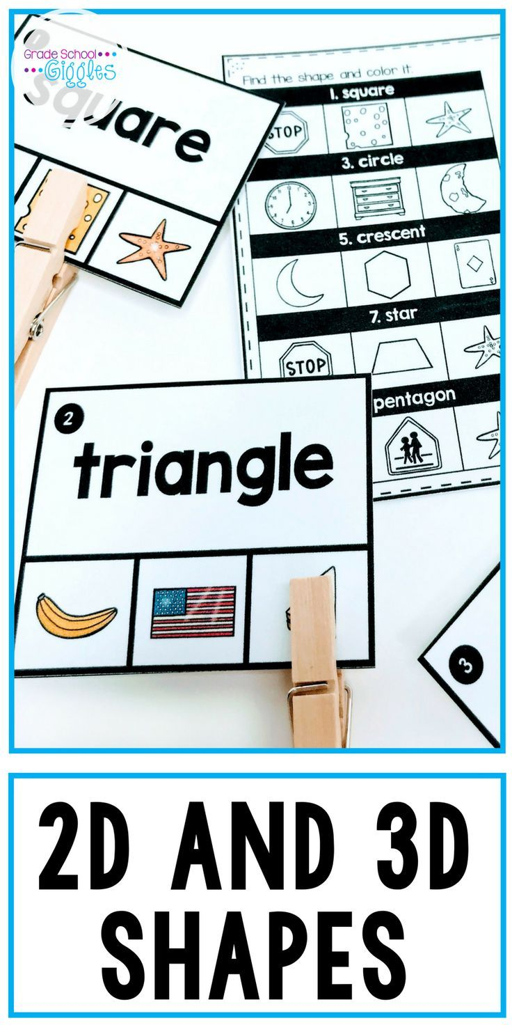 Clip Cards Make Awesome Center Activities Because They Can Be Self Checking These Shapes Clip Car Elementary School Math Teaching Geometry Shapes Kindergarten [ 1472 x 736 Pixel ]