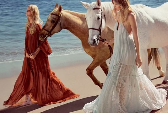 Chloé SS15 Ad Campaign ---> so-www.sophisticated.com