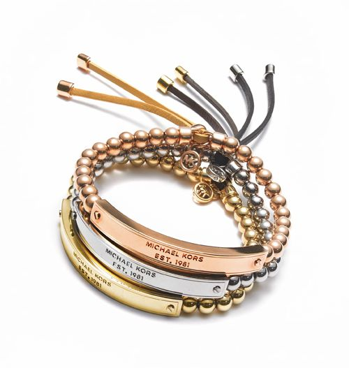 Macy's + Michael Kors: Take a street chic approach to arm candy