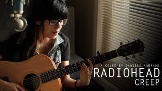 Radiohead - Creep (cover) by Daniela Andrade - YouTube