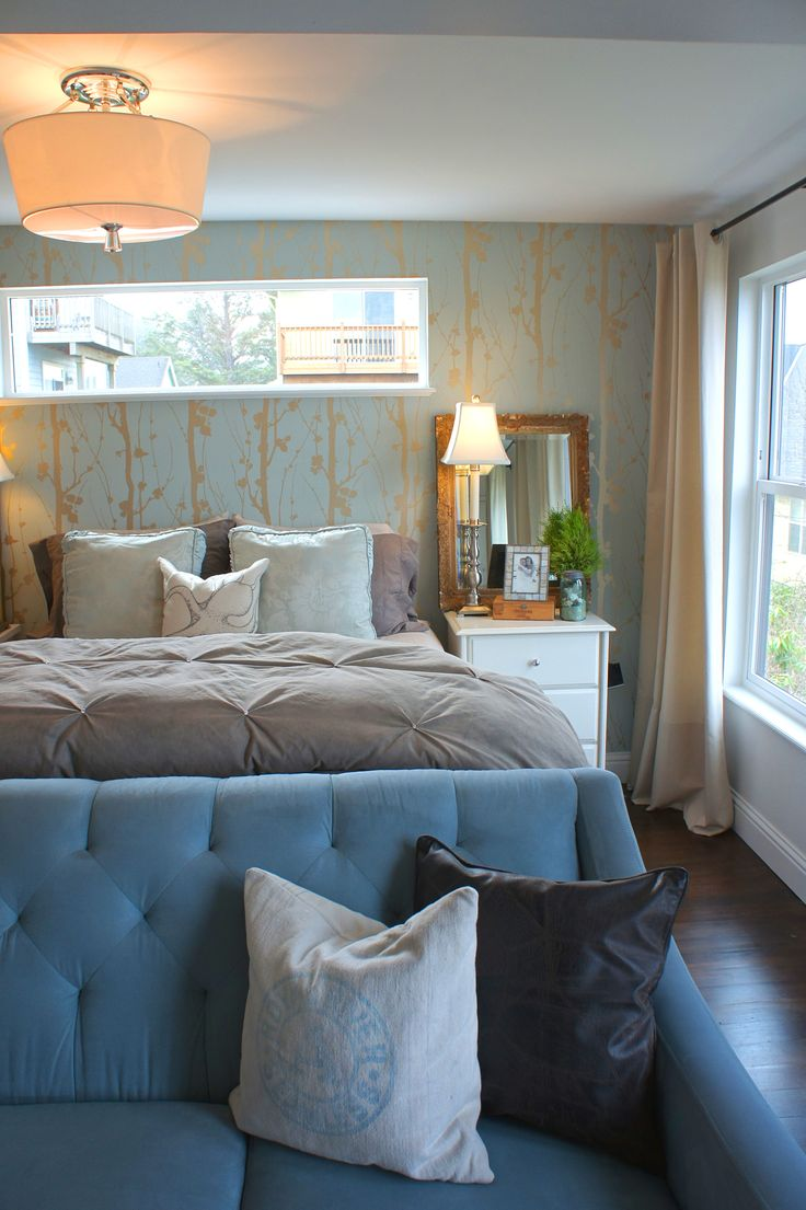 Paint Colors That Match This Apartment Therapy Photo SW 6516 Down Pour 7006