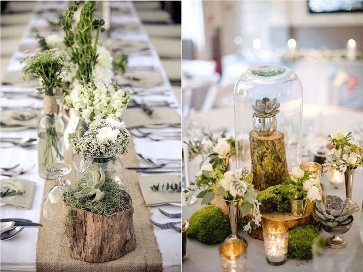 17 meilleures images propos de decoration table sur pinterest mariage ce - Table de mariage deco ...