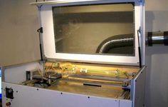 Cómo hacer una cortadora laser casera - BricoGeek.com                                                                                                                                                                                 Más