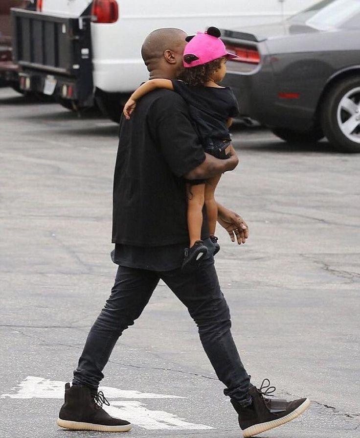 Kanye West x North West