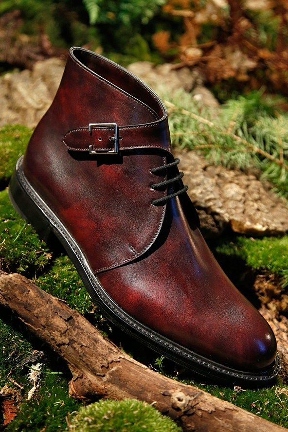 Menswear | John Lobb - F/W 2015-2016 John Lobb Shoes...