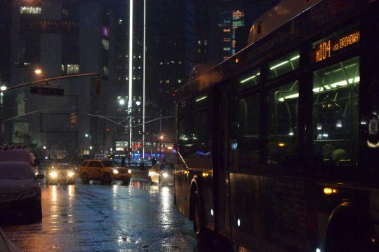 City Streets, Frank Watkins, 2016  New York, NY.