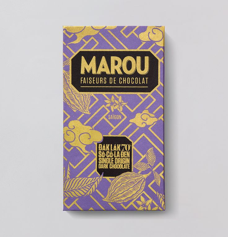Marou Chocolate will add a 6th bar to the current range of 5. Each of the bars colors represents the single origin, and is based on the natural color of cacao pods.