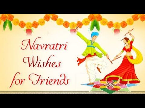 Happy Navratri Wishes | Navratri greetings 2016 | Asma Chaudhry