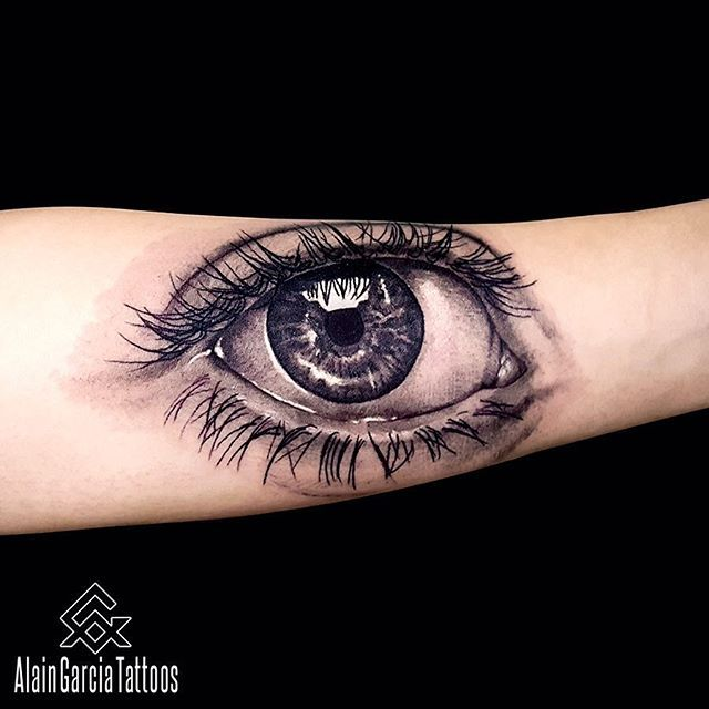 Tattoo Ideas Eyes: Best 25+ Realistic Eye Tattoo Ideas On Pinterest