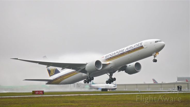 Photo of SIA Boeing 777-300 (9V-SWY) ✈ FlightAware