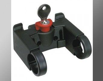 Klickfix Handlebar Adapter Caddy w/Lock
