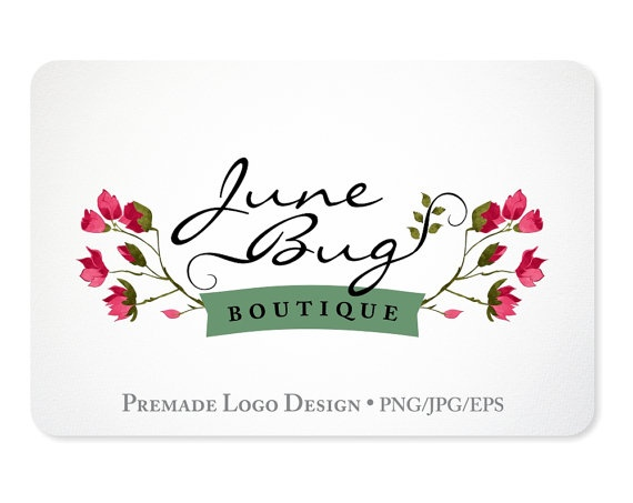 Custom Premade Logo Design for Small Businesses by KellyJSorenson, $65.00