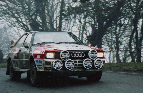 hammill-billy: I have this thing for old cars.. but when it comes to old rally cars, or even Audi Quattro. I kind of just drop dead in amazement. This car just explains me in so many ways.