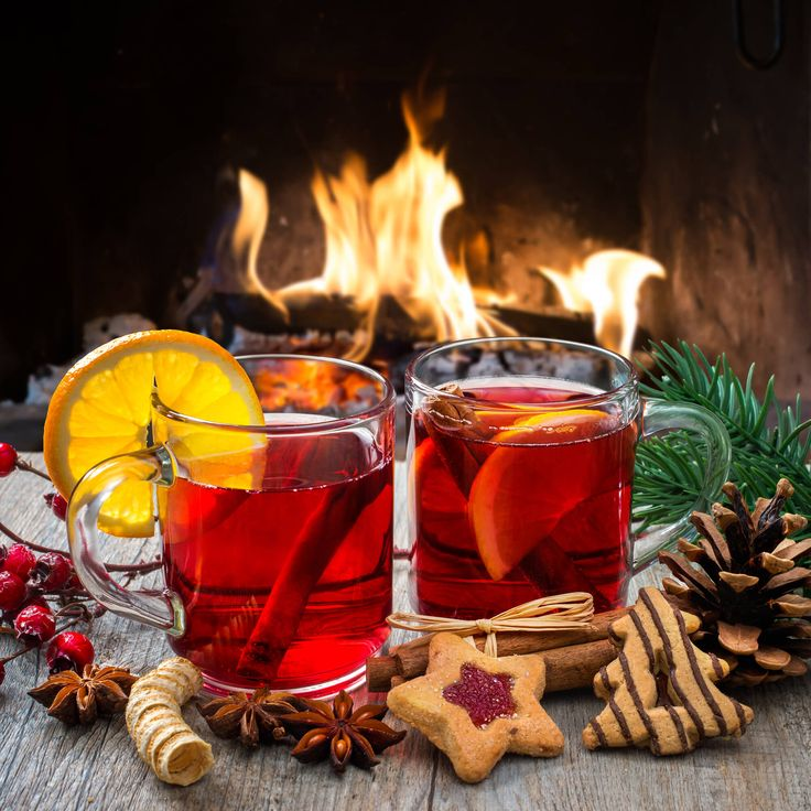 Kinderpunsch is the popular hot mulled non-alcoholic cider served throughout German Christmas markets. It's simply delightful!