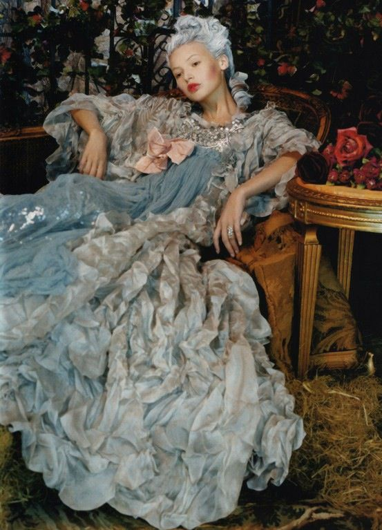 Antoinette Style in Fashion and Movies